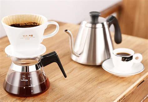 Dripper Two Drip Dripper Manual Brew Glass Stainless Stand drip coffee espresso pot manua end 5 25 2019 11 15 am