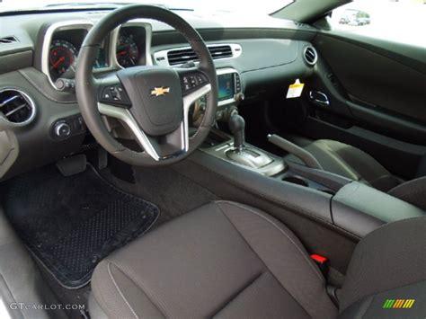 2013 Camaro Ls Interior by Black Interior 2013 Chevrolet Camaro Lt Coupe Photo