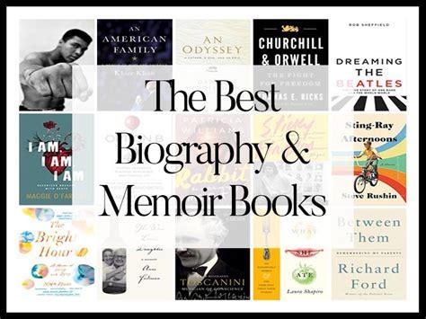 Best Biography Books List   thee best biography memoir books of 2017 book
