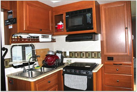 Kitchens Ideas For Small Spaces 4 Secrets You Need To Know For Successful Rv Cooking