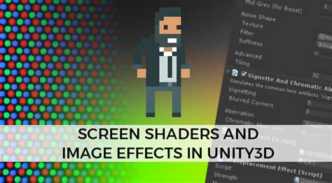 Tutorial Unity Shader | postprocessing and image effects in unity shader tutorial