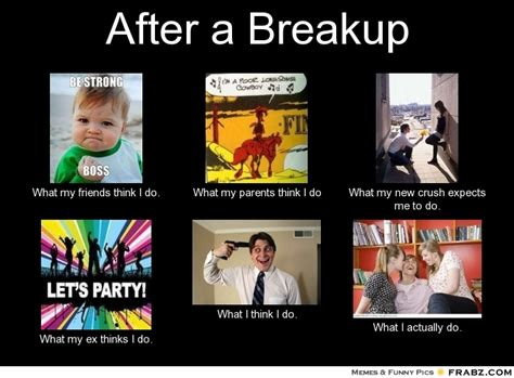 Funny Breakup Memes - break up meme funny break up memes breakup meme broke meme