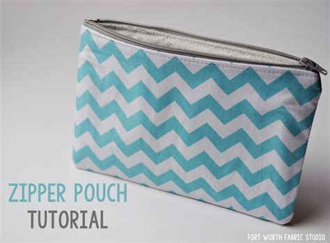 zippered fabric pouch pattern basic zipper pouch tutorial zipper pouch tutorial pouch