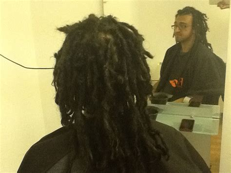 pre dreaded hair extensions pre dreaded hair extensions before after human hair dreadlock extensions dollylocks afro