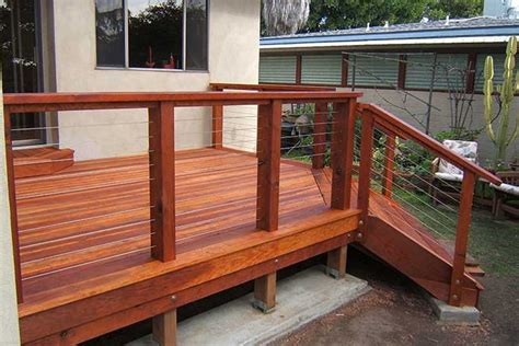 Decke Modern by Modern Deck Railing Ideas Www Pixshark Images