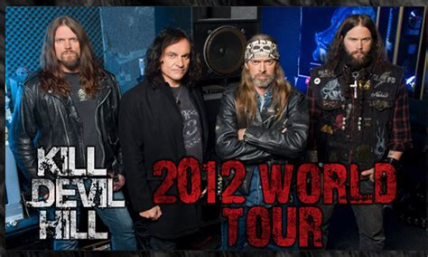 Self Stick Billboard 23023 Brown rising from the shadows vinny appice zavon of