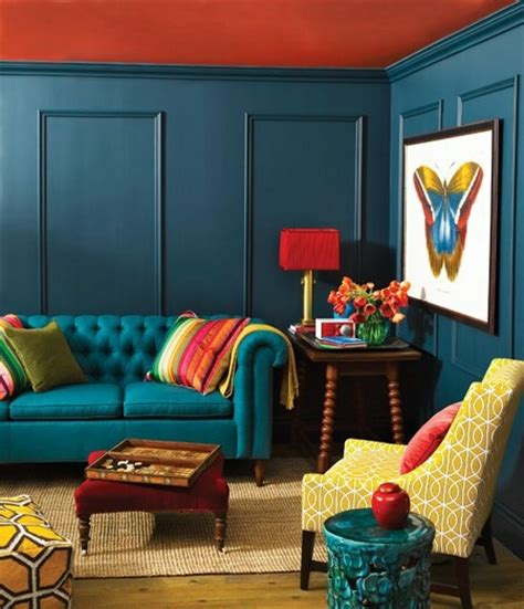 teal and orange bedroom ideas teal orange and yellow decorating and decor pinterest