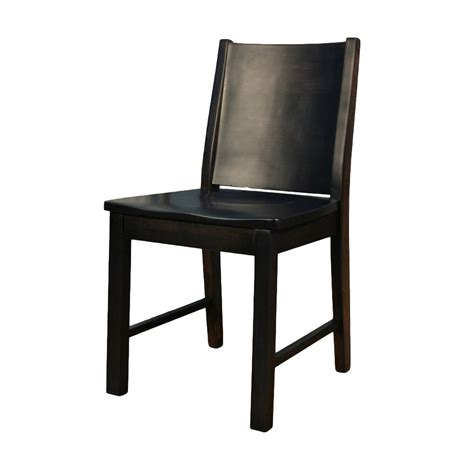 meta dining chair home envy furnishings solid wood