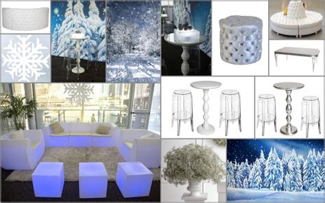 winter decorations hire featured theme winter