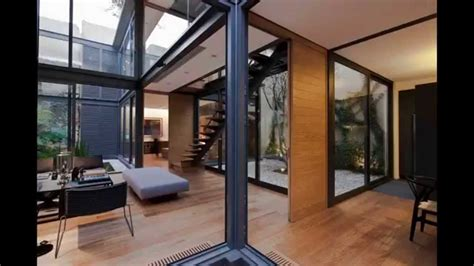 style house plans with interior courtyard a house with 4 courtyards includes floor plans