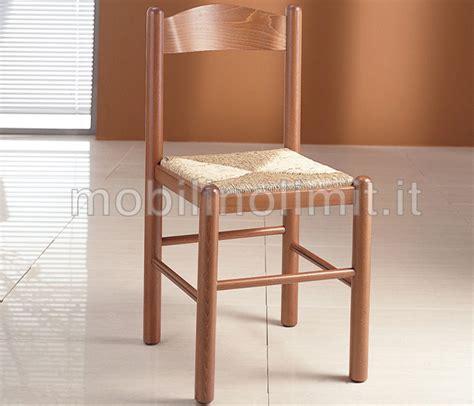 sedute in paglia sedia pisa con seduta in paglia