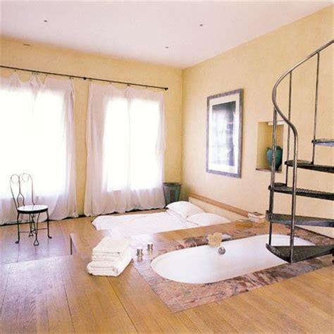 chambre baignoire encastrer une baignoire