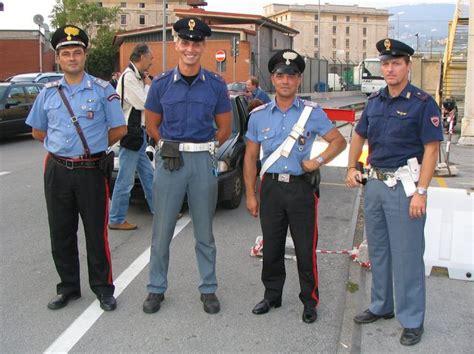 by the polizia di stato italian state police taken at a polizia la luna di miele