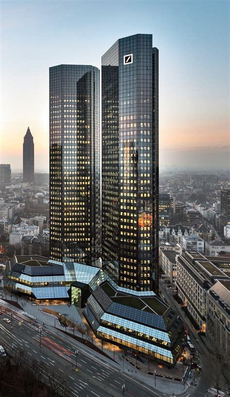 deutsche bank frankfurt zentrale deutsche bauzeitschrift