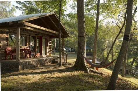 Heber Springs Arkansas Cabins by Riverview Cabin With Patio Picture Of S Resort