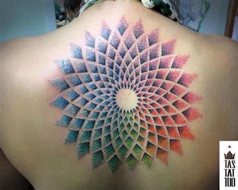 mandala pontilhismo tattoo 11 tatuadores brasileiros experts em pontilhismo follow