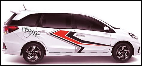 Cutting Stiker Mobilio 16 inilah foto contoh modifikasi honda mobilio 2015 terbaru kumpulan review mobil terbaru