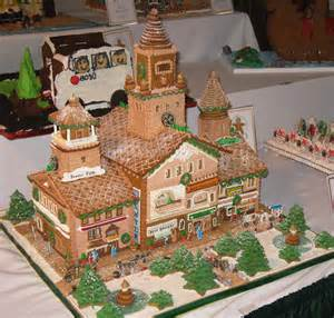 the gingerbread house food of the month december 2011 gingerbread cake kel s cafe of all things food