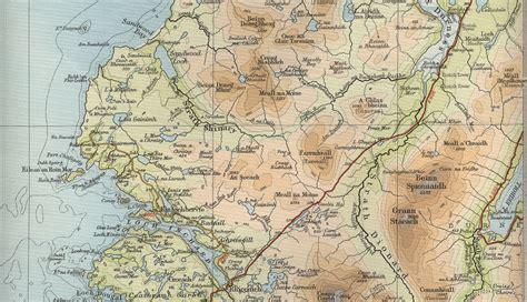 maps maps kinlochbervie map
