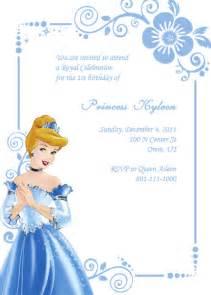 Cinderella Invitation Template by Cinderella Birthday Invitation Wedding Invitation