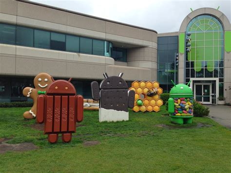 android statues the awaited android l statue might appear soon androidheadlines