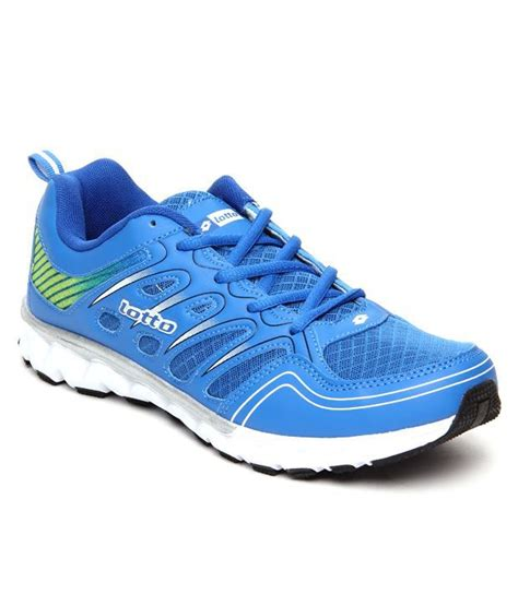 lotto blue sport shoes price in india buy lotto blue