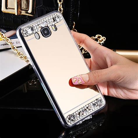 Softcase Tpu Mirror For Samsung Core1i8262 bling mirror soft gel tpu back cover for