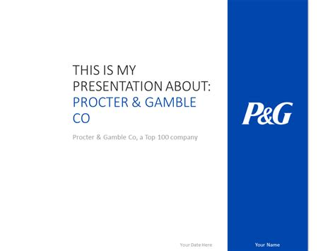 case study of proctor and gamble in japan