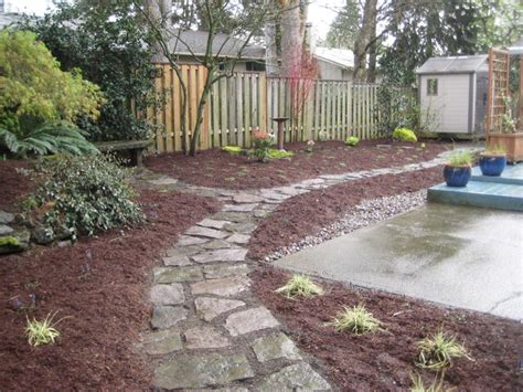 Dog Friendly Backyard No Grass Google Search Back Yard Friendly Backyard Landscaping Ideas