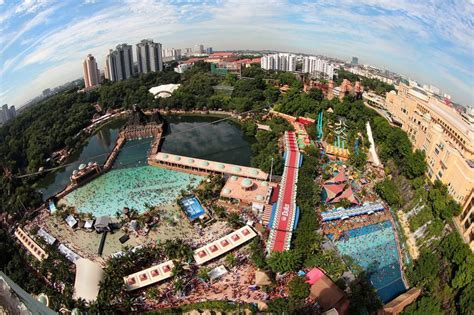 sunway lagoon theme park tourism selangor tourism selangor