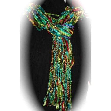 free crochet pattern ribbon yarn ribbon yarn scarf knitting patterns long sweater jacket