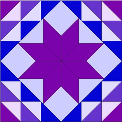 Easy to install barn quilt and free shipping moon star