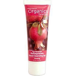 Test Pomegranate Detox by Desert Essence Age Reversal Pomegranate Cleansing