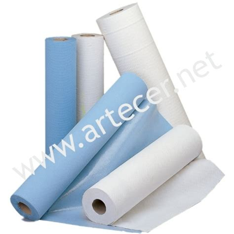 Table With Paper Roll by Table Paper Roll 0 60x70mt Paraffined