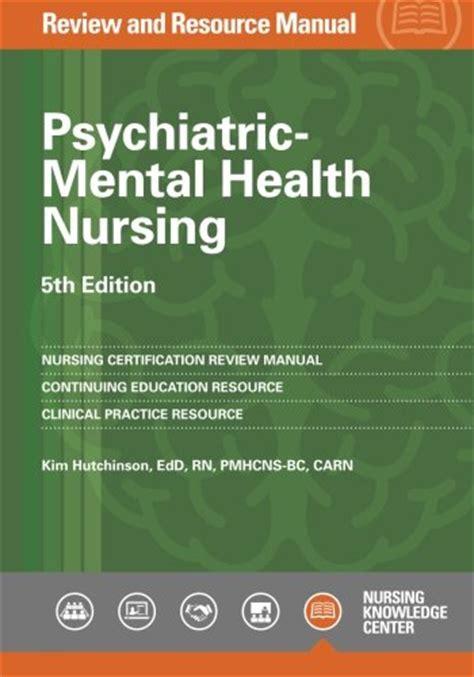 entrenamiento mental edition books pdf epub psychiatric mental health nursing