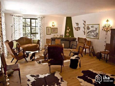 Wohnzimmer Chalet by Ferienhaus Mieten Chalet In Bischofsmais Iha 61575
