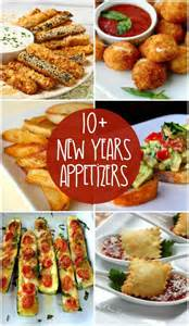 10 new years appetizers