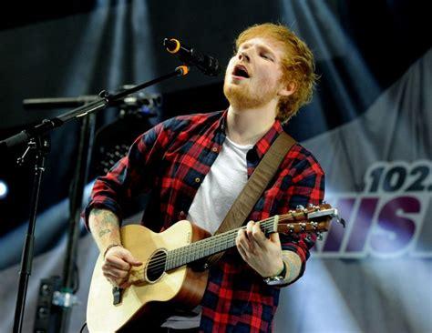 ed sheeran live ed sheeran performs three new songs live on jools holland