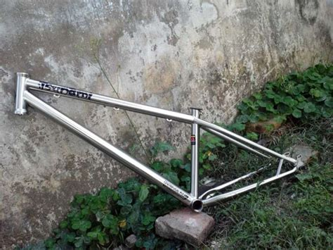 Sepeda 26er Scandium Alloy Mountain Bike Mtb Bicycle Frame15 5 17 19 26er chromolly steel dirtjump frame slope style cr520