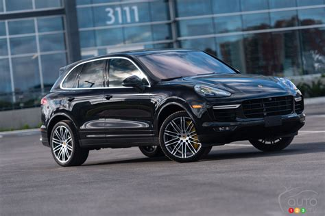Porsche Cayenne Turbo S by 2016 Porsche Cayenne Turbo S And Lessons About Gravity
