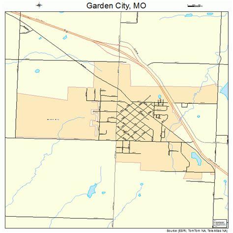 Garden City by Garden City Missouri Map 2926434