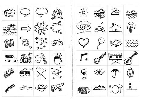 doodle notes draw visual note taking by kleon journal collage