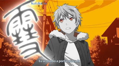 japanese anime yelling noragami opening hd legendado pt br