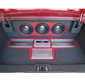 Buick Skylark  Primo Subwoofer Install