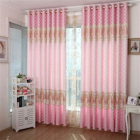 pink and gold curtains living room curtain luxury curtains pink peony tailored