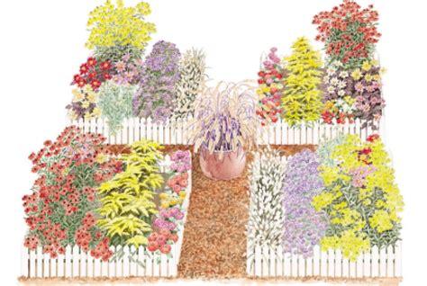Free Garden Plans Design Ideas Eeacf Fall Cutting Simple Cutting Flower Garden Design