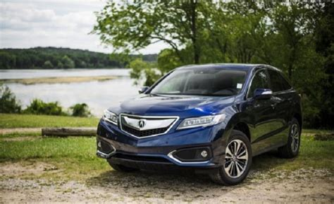 Acura Rdx 2018 Redesign by 2018 Acura Rdx Review Redesign Changes Rumors
