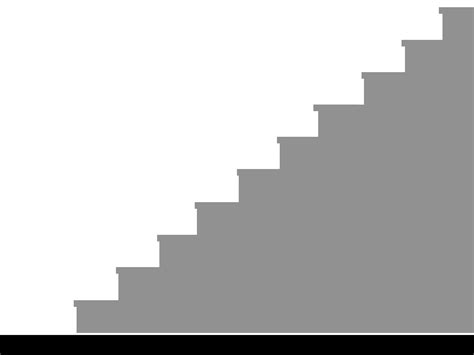 Step By Step Stairs by How To Measure For Stairs 8 Steps With Pictures Wikihow