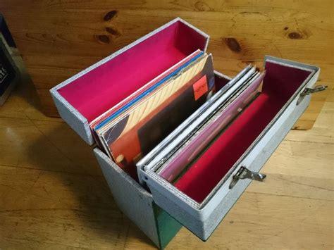 12 Vinyl Record Storage Boxes by Best 25 Vinyl Record Storage Box Ideas On