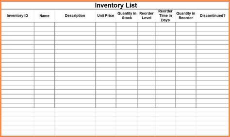 7 small business inventory spreadsheet costs spreadsheet
